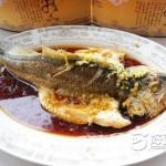 清蒸黃花魚