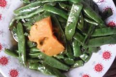 南瓜四季豆