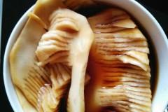 酱油焗芥菜
