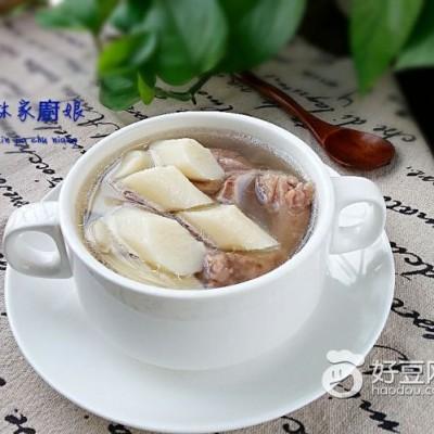 淮山煲猪骨汤