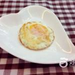 儿童长高食谱--煎蛋