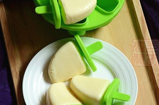 香草雪糕的制作方法