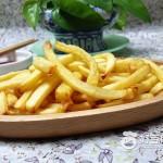 空气炸锅薯条