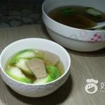 丝瓜怎么做好吃--丝瓜猪肝汤