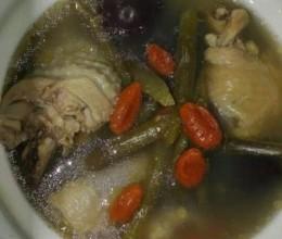 美容养生石斛汤