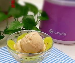 猕猴桃的吃法-猕猴桃冰淇淋