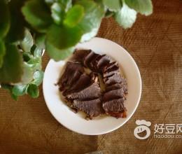 高压锅酱牛肉