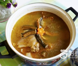 黄鳝冬瓜蹄髈汤