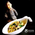 凉拌干豆腐丝