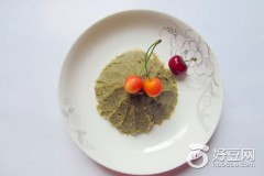 自制绿豆沙