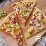 杂菇培根披萨