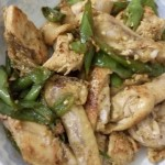尖椒炒鸡翅