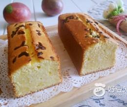 百香果榜蛋糕