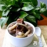 沙参莲藕脊骨汤