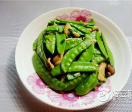 素炒荷兰豆
