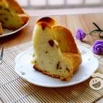 枣香玉米戚风蛋糕