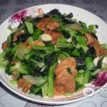 菊花菜炒豆制品