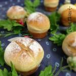 小蘑菇面包