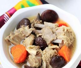 香菇炖羊肉