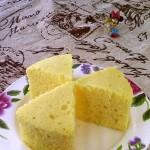 清蒸柠檬蛋糕