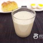破壁机牛奶核桃双果汁