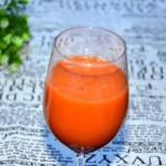 果味胡萝卜汁