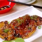 日式烤魷魚