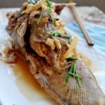 红烧大头海鱼