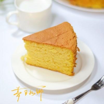 南瓜海绵蛋糕