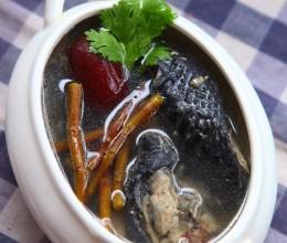 石斛乌鸡汤