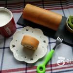 肉松黄金蛋糕卷