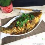鲤鱼怎么做好吃--红烧鲤鱼
