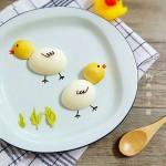 小鸡快跑餐盘