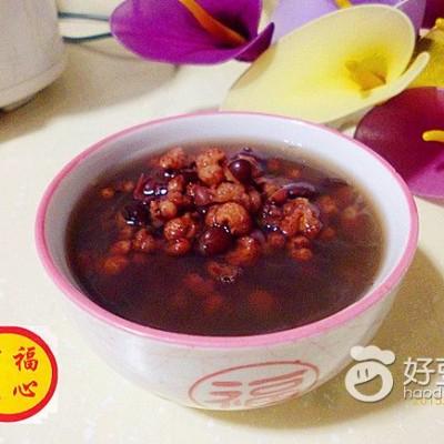 红豆薏仁米汤