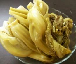 自制贵州酸菜