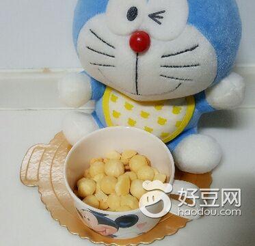 宝宝的酸奶溶豆