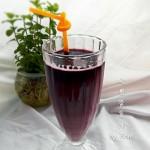 破壁机食谱--紫薯汁