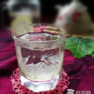 蜂蜜檸檬水的功效