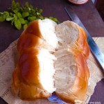 烤箱做面包--老面包