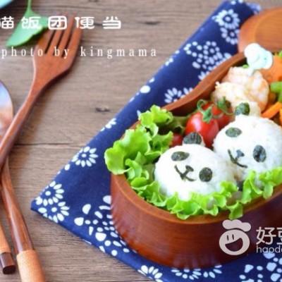 熊猫饭团便当