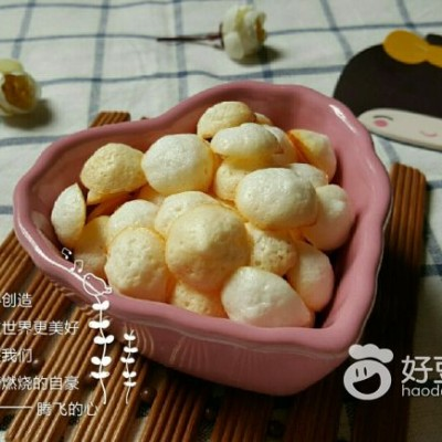 椰子味酸奶溶豆