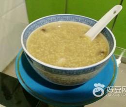 小米百合绿豆粥
