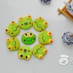 青蛙曲奇饼干