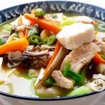 农家豆腐鱼锅