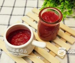 自制树莓果酱