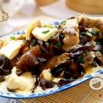 葱香木耳豆腐鱼