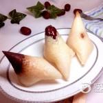 红枣豆沙粽