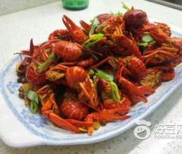 香辣小龙虾