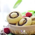 蘑菇童趣饼干