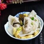 芹菜虾米肉馄饨#新鲜